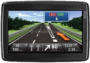 """TomTom GO LIVE 825 Europe - GPS para coches de 5 """", mapas de Europa, negro [importado]"""