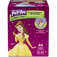 Pull-Ups Night-Time Potty Training Pants for Girls,...