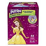 Health & Personal Care : Pull-Ups Night-Time Potty Training Pants for Girls, 3T-4T (32-40 lb.), 44 Ct. (Packaging May Vary)