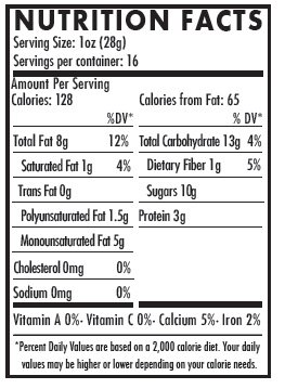 Mandelin Natural Almond Paste (1 lb/16 oz), 50% Almonds, 50% Sugar by Mandelin (Image #4)