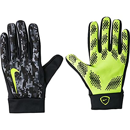 Nike Hyperwarm Field Player's Soccer Gloves'