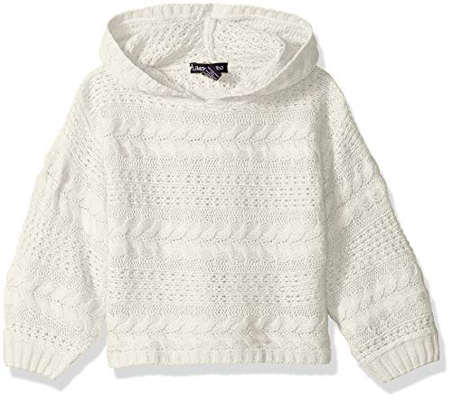 Limited Too Girls Chunky Cable Knit Sweater