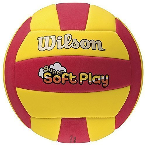 Wilson Super Doux en EVA synthétique Play School extérieur Plage d'entraînement de volley-ball