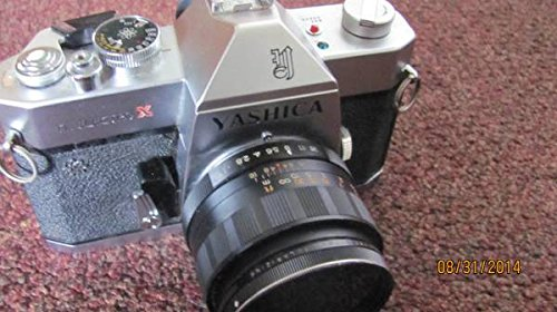Yashica-TL-Electro-X-35mm-Camera-w-1-1-7-50mm-Lens ()
