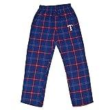 BIG & TALL YEX Rangers MENS Fall / Winter Plaid Pajama Pants