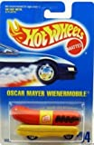1993 Hot Wheels Oscar Mayer Wienermobile Collector No. 204 1:64 Scale Collectible Die Cast Car by Mattel 1:64 Scale