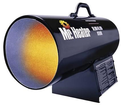 Forced Air Propane Heater >> Amazon Com Mr Heater Mh85fav 50 85 000 Btu Forced Air Propane