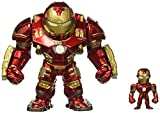 Jada Marvel's Hulkbuster and Iron Man Action Figure Set