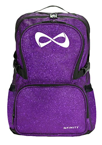 Nfinity Sparkle Backpack, Purple