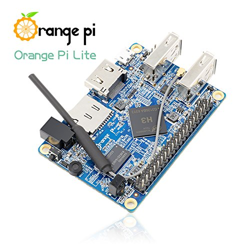 LoveRPi Orange Pi Lite Single Board Computer with Quad Core 1.2GHz ARMv7 512MB DDR3 WiFi by LoveRPi (Image #2)