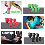 Uncut Pro Kinesiology Tape (3 Rolls Pack) by