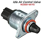 Pink Lizard Idle Air Speed Control Valve For Subaru 22650AA19C A33 661 R02 IAC