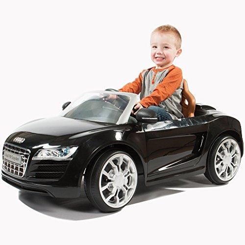 Rollplay Audi R8 Spyder 6-Volt Battery-Powered Ride-On