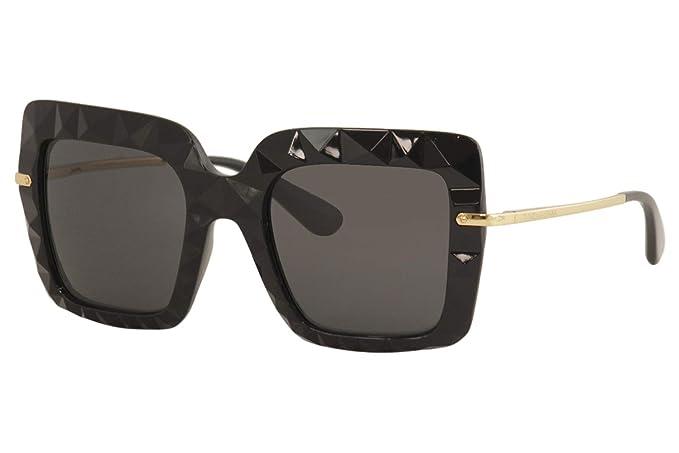 Amazon.com: Dolce & Gabbana - Gafas de sol cuadradas para ...