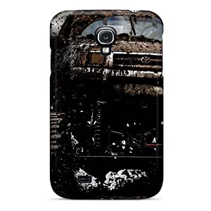New Style Hlopee Hard Case Cover For Galaxy S4- Monster Truck