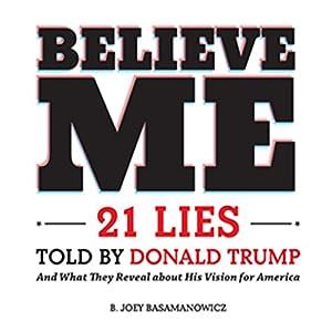 Believe Me Audiobook