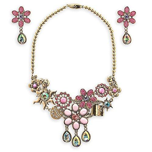 Disney Rapunzel Jewelry Set