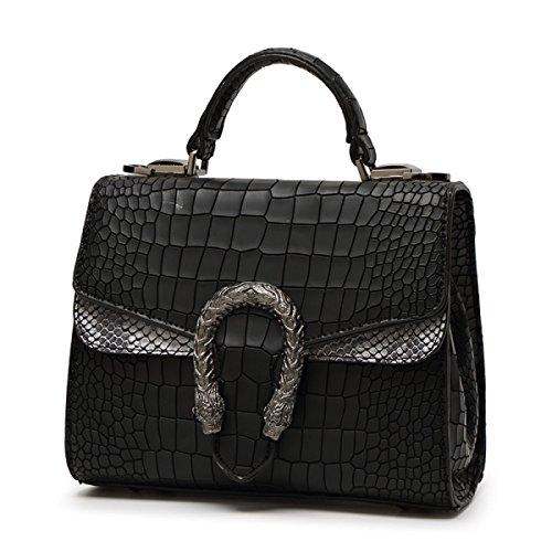 Who Am I - Backpack Bag Black Women