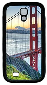 Samsung Galaxy S4 I9500 Cases & Covers -Architecture 93 Custom TPU Soft Case Cover Protector for Samsung Galaxy S4 I9500¨CBlack