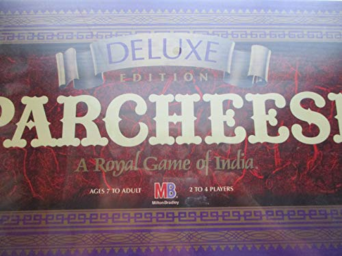(PARCHEESI - A ROYAL GAME OF INDIA - DELUXE EDITION - NEW)
