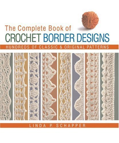 Crochet Border Designs - 4