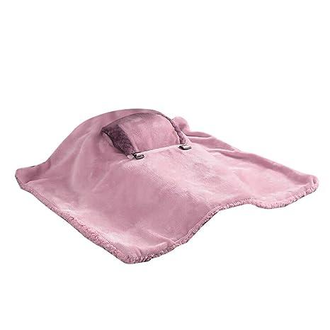Amazon.com: Wearefo Manta de franela para calentar con USB ...