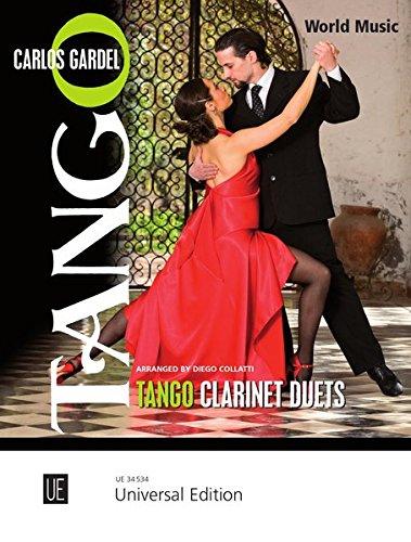 Tango Clarinet Duets