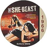 She Beast (1966) Classic Sci-fi and Horror Movie DVD-R