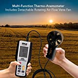 Digital Wind Speed Anemometer Handheld - Portable