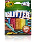 Crayola Special Effects Sidewalk Chalk - Glitter