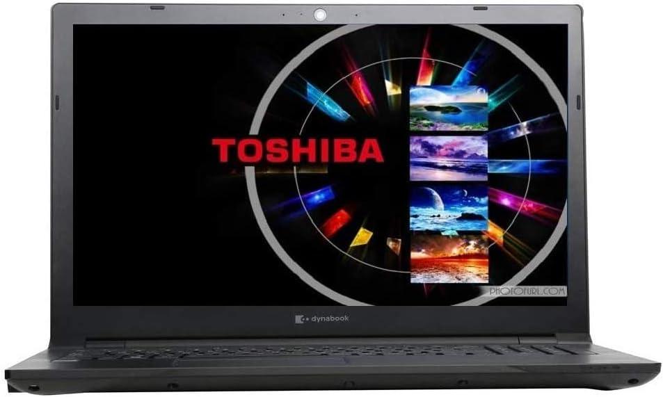 "2020 Dynabook Tecra A50-F 15.6"" Full HD FHD (1920x1080) Business Laptop (Intel Quad Core i7-8565U, 8GB DDR4 RAM, 256GB M.2 SSD) Wi-Fi 6, Type-C, HDMI, DVD, VGA, Windows 10 Pro+IST HDMI Cable"