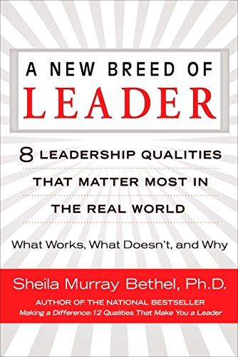 A New Breed of Leader: 8 Leadership Qualities That Matter...