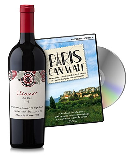 2013 Eleanor & Paris Can Wait DVD Gift Set, 1 x 750 mL
