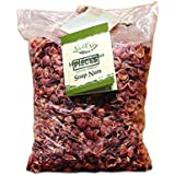 NaturOli Organic Soap Nuts / Soap Berries PIECES/BULK - FIVE POUNDS (1000+ Loads) Seedless USDA Certified - Fresh Wild Harvest - Hypoallergenic, Non-toxic