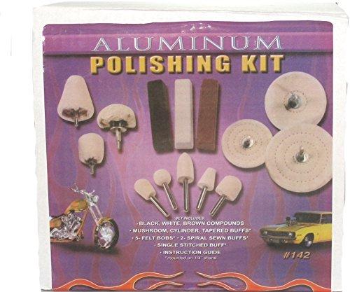 Enkay 142 Aluminum Polishing Kit by Enkay