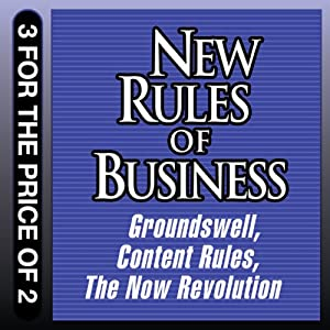 New Rules for Business Audiobook
