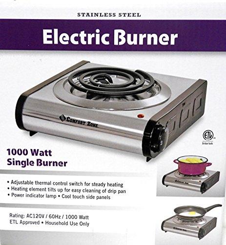 Fresh Electric Tabletop Burner