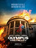 Olympus Has Fallen (2013) 27 x 40 Movie Poster Gerard Butler, Aaron Eckhart, Finley Jacobsen, Dylan McDermott, Rick Yune, Morgan Freeman, Style B