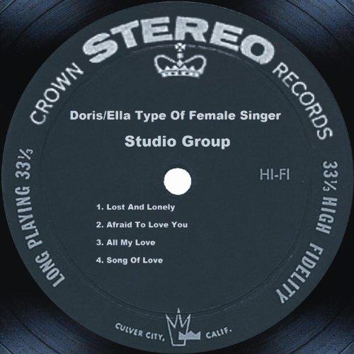 Doris/Ella Type Of Female Singer