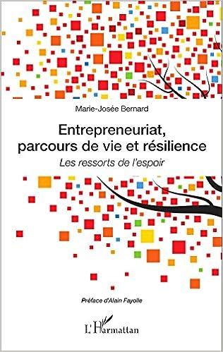 En ligne téléchargement Entrepreunariat, parcours de vie et résilience epub, pdf