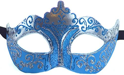 VIVO Womens Sparkly Venetian Masquerade product image