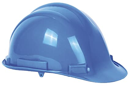 Cofan 11000172 Casco Ingeniero con regulador, Azul
