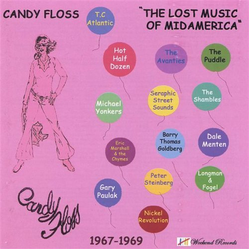 Candy Floss: Lost Music of Midamerica / Various -