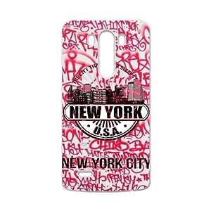 Canting_Good New york city Custom Case for LG G3 (Laser Technology)