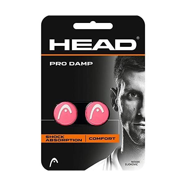 בולמי זעזועים מקצועיים ואיכותיים של חברת HEAD רק באתר tennisnet !