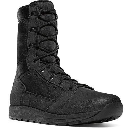 Danner Tachyon 8 Hauteur Noir (50120) Bout Uni Militaire, Chaussure De Travail   Semelle Tachyon