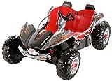 Fisher-Price BCV59 Power Wheels Dune Racer, Lava Red & Black