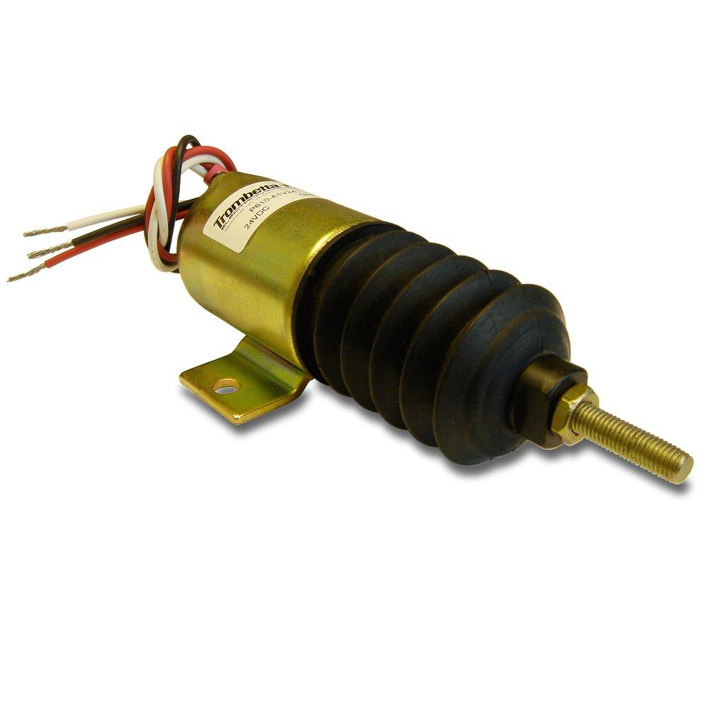Trombetta 24 Volt Pull Solenoid Part No. P610-A1V24