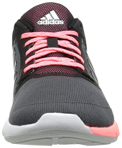 Adidas Performance Donna Cc Cross Country Fresh 2 W Nucleo Scarpa Da Running Nero / Nero / Rosso Lampeggiante
