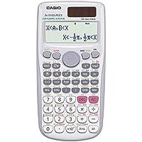 Casio FX115ESP-WE Scientific Calculator, White Display